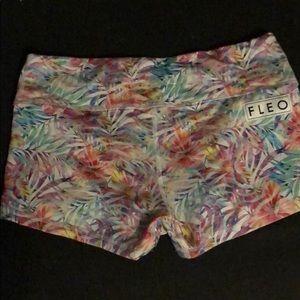 Fleo shorts tropical